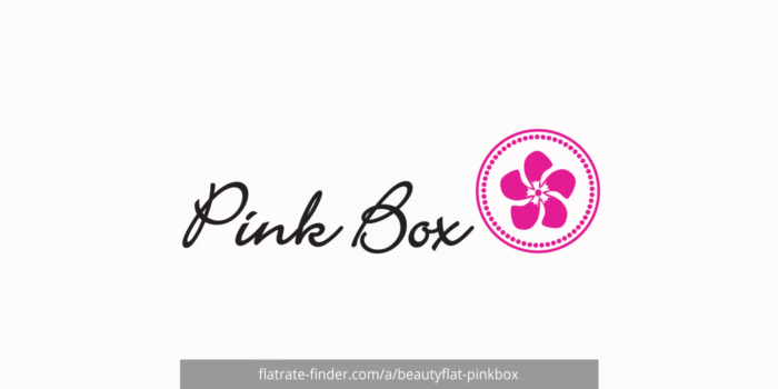 BeautyFlat Pink Box