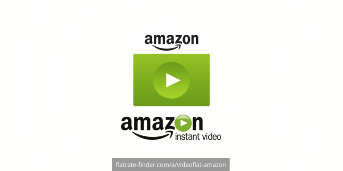Amazon VideoFlat @flatratefinder