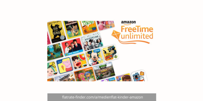 MedienFlat für Kinder | Amazon Freetime