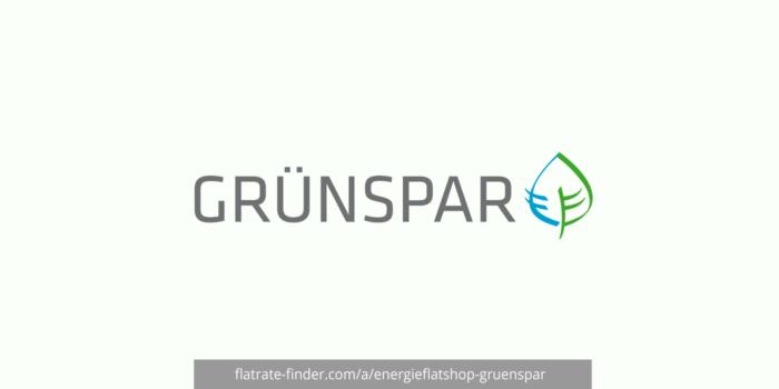 EnergieFlat-Shop Grünspar
