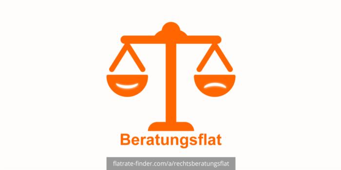 RechteFlat Persönliche Beratungsflat