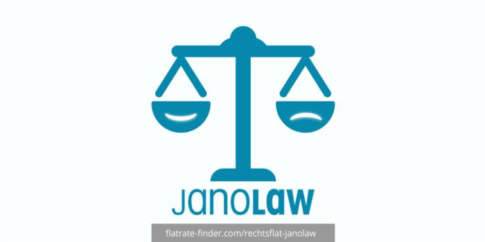 RechtsFlat fürs Internet von Janolaw