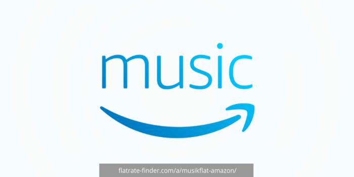 MusikFlat von Amazon
